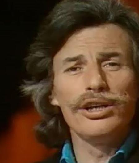 """1976) Jean FERRAT dans l'émission de Jacques CHANCEL """" Le Grand Echiquier """""""