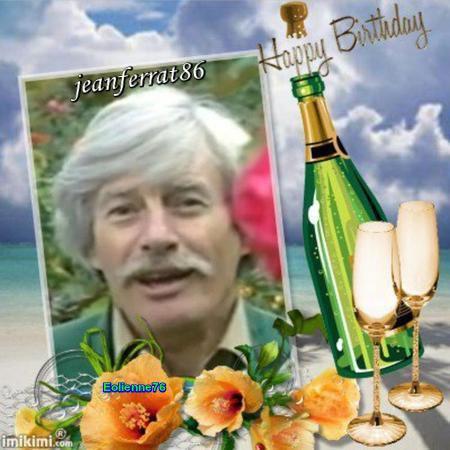 Cadeaux d'anniversaire de mes  ami(es) Lilas-Blancs - Annick-Laurent - Laguesh93200 - Jean-Marc8 - Eolienne76 -