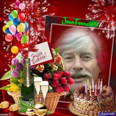 Cadeaux d'anniversaire de mes ami(es) Josy41 - Lilidu51085 - Thewomanclass - Cristel75000 -