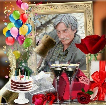 Cadeaux d'anniversaire de mes ami(es) Amina-Princesse-Rêveuse -  Blanche628