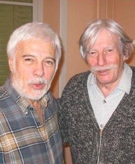 2001) Jean FERRAT et Guy BEDOS