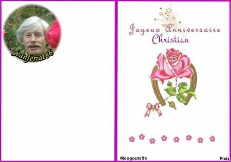 Cadeaux de mes ami(es) Franmilouette - Petitemamiedu13 - Johnnyhallidaynini - Kdo-Alsace-67-68 - Miau88 - Mesgouts56 - Thierry-Sylviane2810