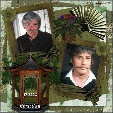 Cadeaux de mes ami(es) Janine-du-68 - Starmusic25 - YvetteMax - Blanche628 - Thierry-Sylviane2810 - L.A.I.K.A - Johnnyhallydaynini -