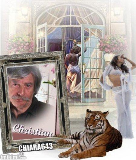 Cadeaux de mes ami(es)Bellesimages33 - Sylvie86 -YvetteMax -  Chiara643 - Ami-Thierry-2810 - Isatis-du-30380 -