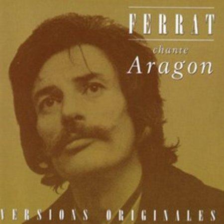 1971) FERRAT chante ARAGON - Vol .1 (versions originales)