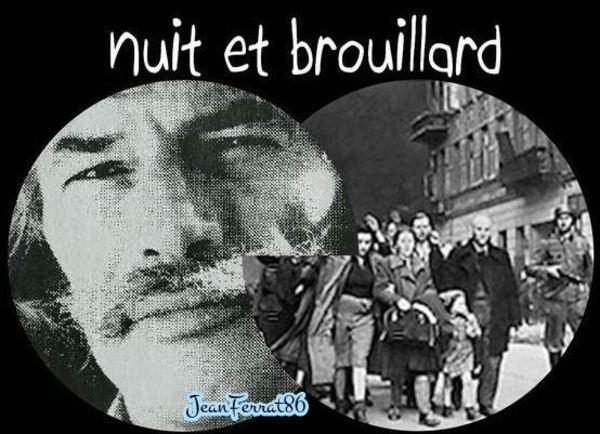 1963)  Jean FERRAT - Nuit et Brouillard