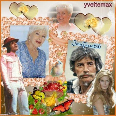 Cadeaux de mes ami(es) L-A-I-K-A - Yvettemax - Chiara643 - Bellesimages33 - Blanche628 -