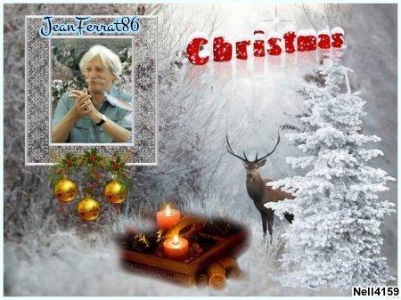 Cadeaux de mes ami(es) Magnolia062 - JohnnyHallydaynini - Miau88300 -  Bellesimages33 - Yvettemax - Agnes1930 - Tricotine - Nell4159 -