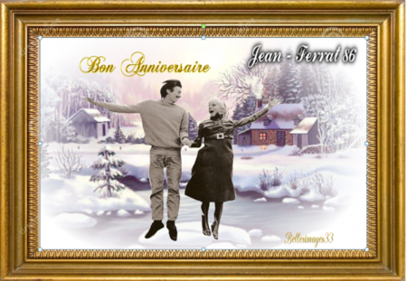 Cadeaux de mes ami(es) Bellesimages33 - Blanche628 - Liliane59 - Yvettemax -  L-amour-des-dauphins -