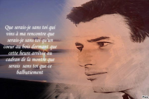 1964) Jean FERRAT - Que serais-je sans toi