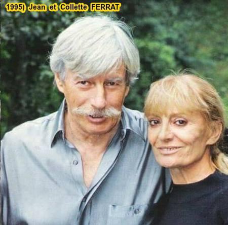 1995) Jean et Colette FERRAT