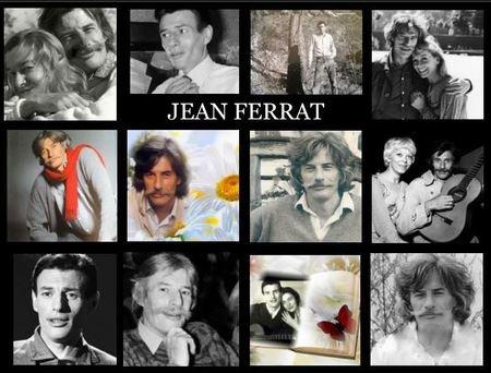 Montage de Jean FERRAT ( Perso + Trouver sur le net)