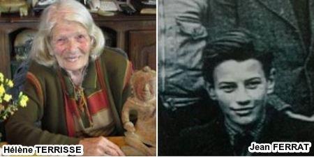 2010)  POEME POUR JEAN FERRAT ECRIT PAR HELENE TERRISSE INSTITUTRICE A ANTRAIGUES-SUR-VOLANE