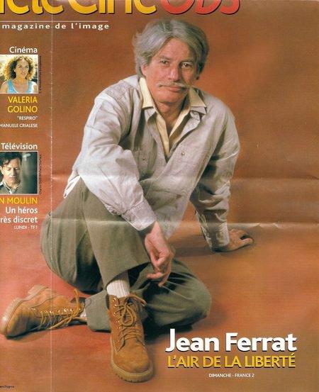 2015)  Article de presse sur Jean FERRAT