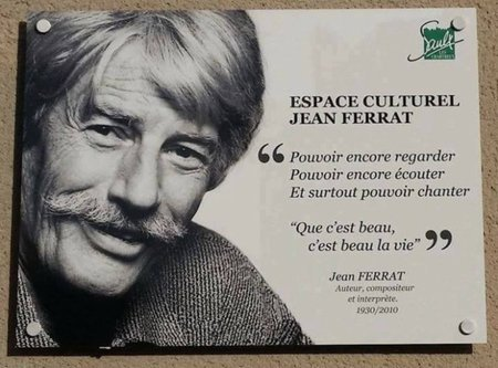 ESPACE CULTUREL JEAN FERRAT
