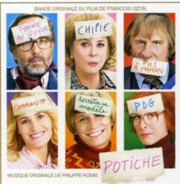 """2010)  Extrait du film  """" La Potiche  """" de François OZON _ Musique du film Jean FERRAT """" C'est beau la vie """""""