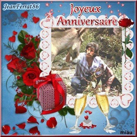 Cadeaux Anniversaire de mes Amis(es)  Miau88 - Les-filles-du-Vaucluse  - Liliane - Mary