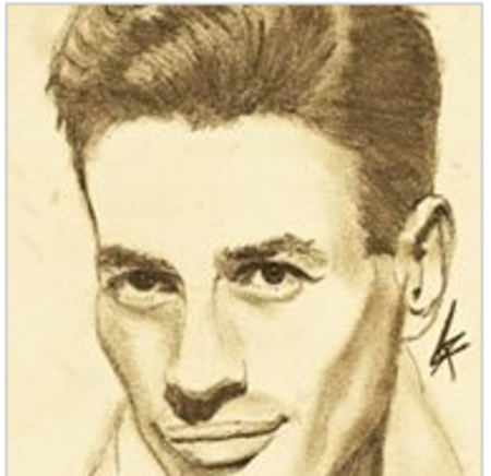 Caricatures de Jean FERRAT