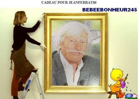 Cadeaux de mes amis(es)   Bebeebonheur245 - Josie2arles - Josy41 - Emmanuel - Céline - Pierrette - Nathalie