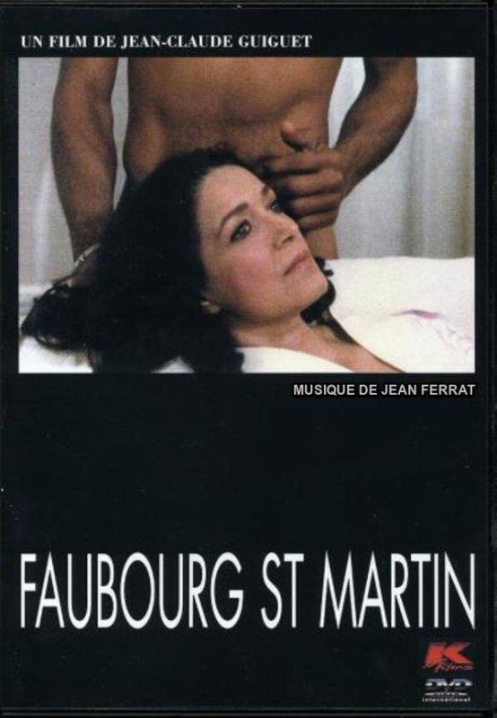 """1965) Françoise FABIAN chante ARAGON """" J'entends J'entends """" dans le film de Jean-Claude GUIGUET  """"Faubourg Saint Martin """" musique de Jean FERRAT"""