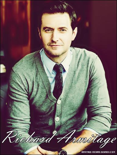 • Armitage-Richard.skyrock.com Ta première source française sur l'acteur britannique, Richard Armitage.