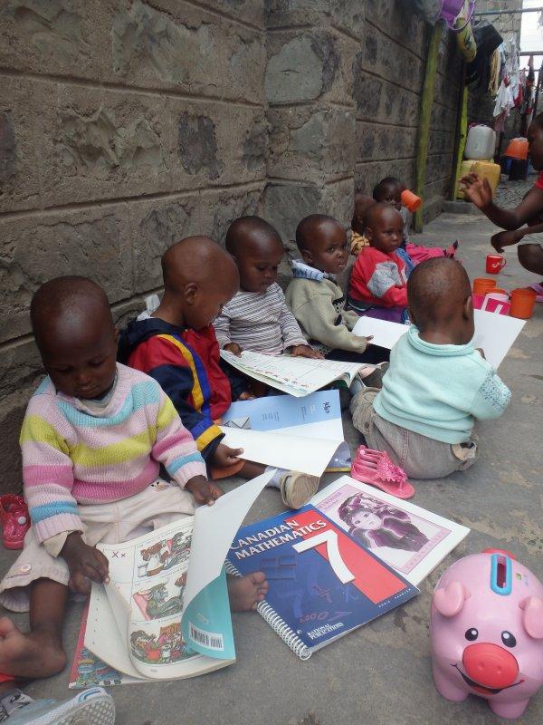 Dons de livres de la Librairie ABC de La Tuque!