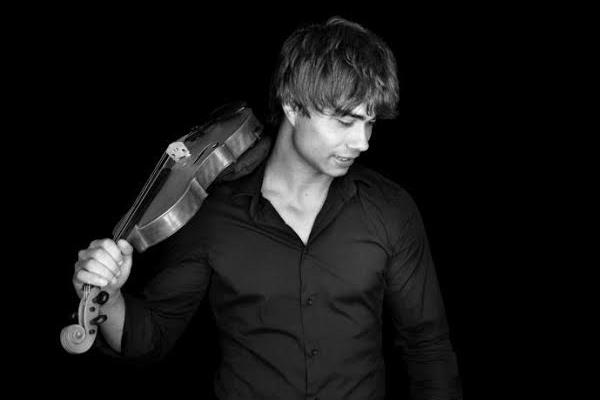 Biographie d'Alexander Rybak