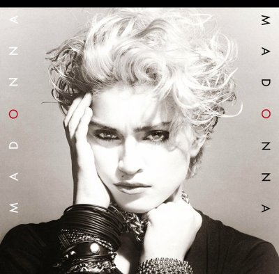 Madonna ( the first album )