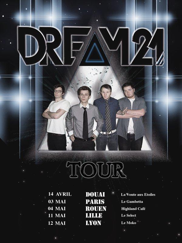 ET VOILA !! DREAM 21 TOUR !