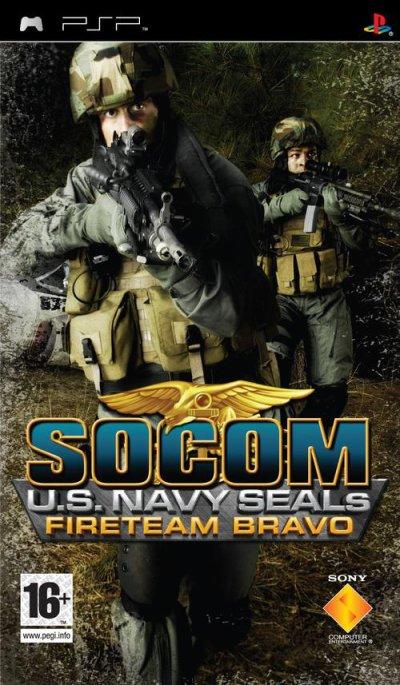 PSP / Socom US Navy Seals : Fireteam Bravo