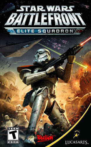 Star Wars Battlefront : Elite Squadron psp