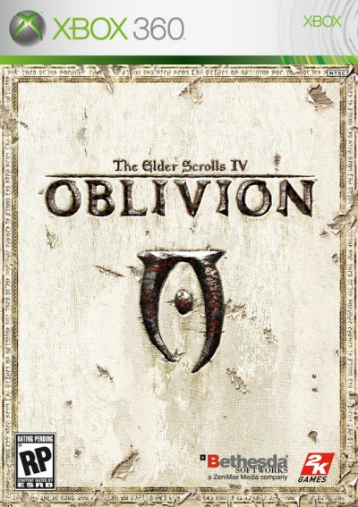 The Elder Scrolls IV: Oblivion Xbox 360