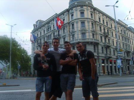 Zurich  !!