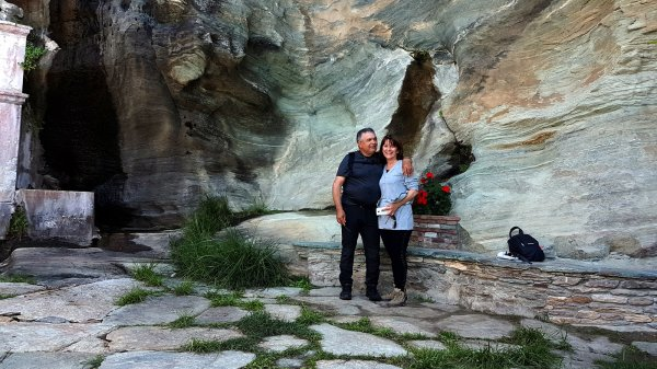 Centuri - Grotte alle Piane 23 aprile 2017