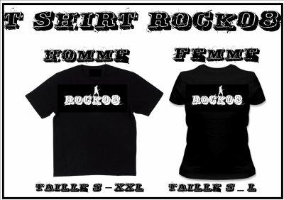 PREVENTE T-SHIRT ROCK08