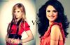 Avril Lavigne vs Selena Gomez.