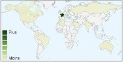 Mes vidéos autour du monde !