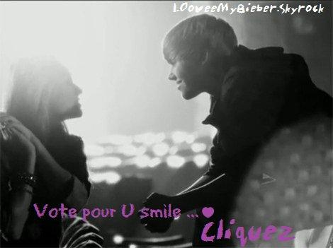 U smile est nominé ! :DD