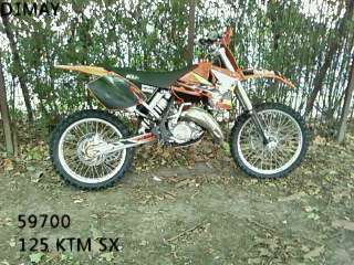 125 ktm sx