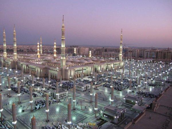 Masjid al-Nabawi