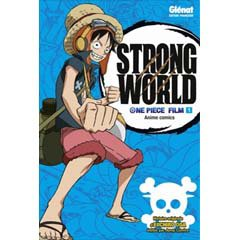 Strong World: Livre et film