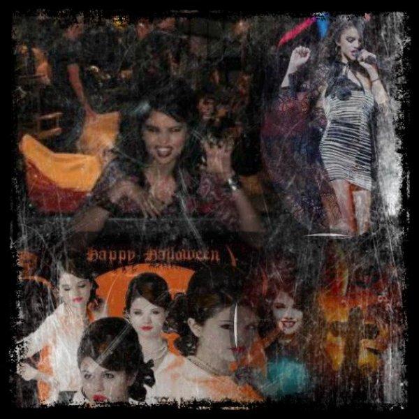 Selena Gomez Halloween