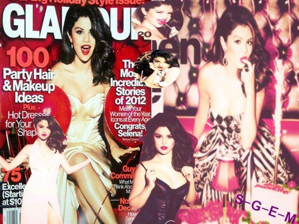 Le magazine glamour :)