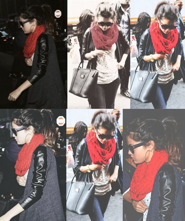 Selena Gomez New-York