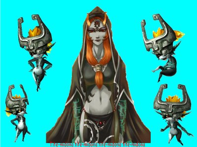 montage midna