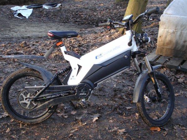le bike du futur