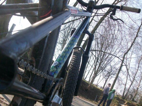 Bike de Mathis