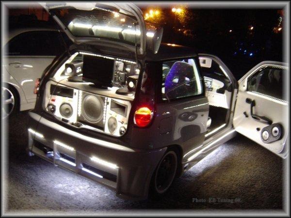Salon du design et du tuning 2010, Musée de l'aventure Peugeot Sochaux. Ebtuning68.