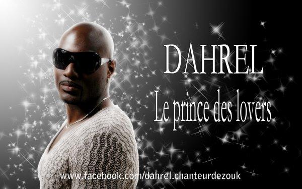 DAHREL LE PRINCE DES LOVERS