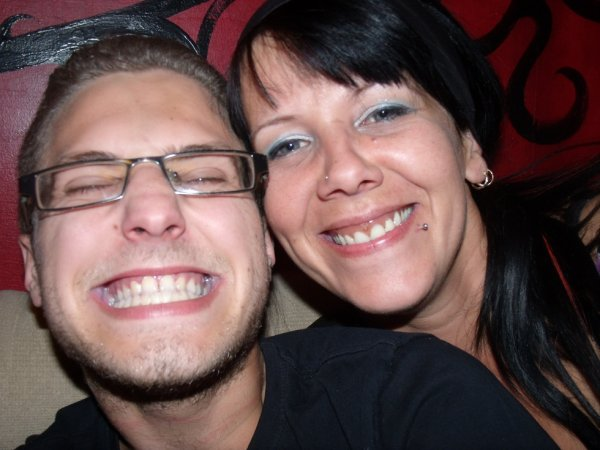 Mon bébé et sa maman 21 ans déjà....